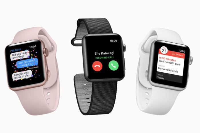 La Quatrieme Apple Watch Revient Defier Lhorlogerie Suisse